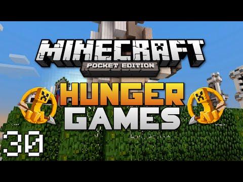 Minecraft: Pocket Edition Hunger Games #30   Deathmatch Twins