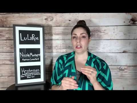 LuLaRoe Hostesses: How to host a successful Pop-Up!