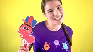 🔴 The Ants Go Marching LIVE Sing-Along with Caitie from Super Simple Songs