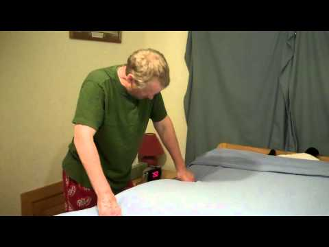 Retinal Repair Surgery - how to sleep in the face down posture