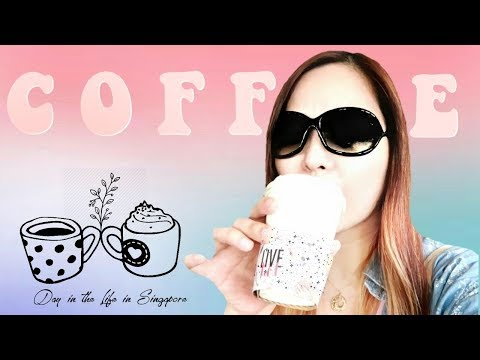 day in the life in singapore   should i quit coffee ⍣ #TheWickeRmoss