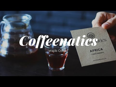 What's So Great About Coffeenatics?