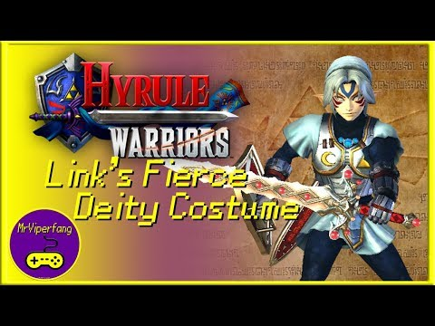Hyrule Warriors - Obtaining Link's Fierce Deity Costume