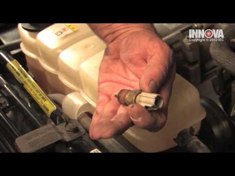 How to change Engine Coolant Temperature (ECT) Sensor - 2003 Ford Excursion Diesel