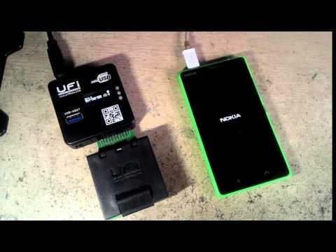 HOT!!! Easy Unbrick Nokia X2 RM-1013 Deadboot