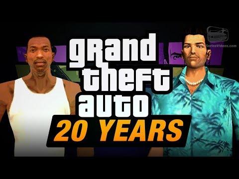 GTA 20th Anniversary Tribute Trailer