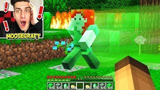 WE FOUND GREEN ALEX IN MINECRAFT! (PROOF)