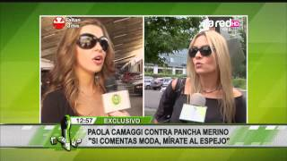 Paola Camaggi contra Pancha Merino