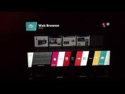 LG WebOS TV Wifi fix