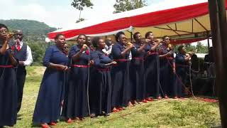 Kijenge SDA choir performing live in camp meeting Arusha,welcome