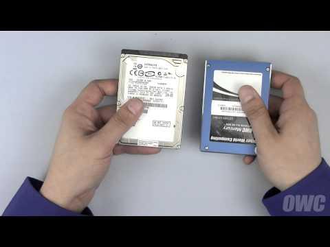 Mac mini Mid 2010 Hard Drive/SSD Installation Video