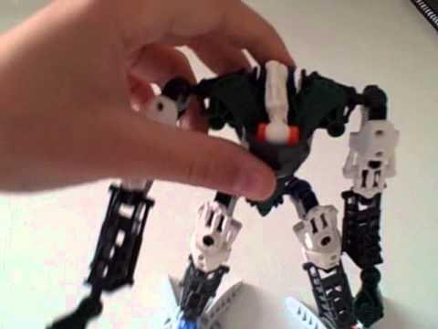 lego transformers #3 Ravage