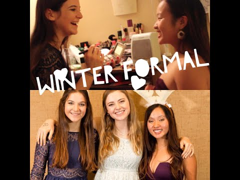 Winter Formal (Asking Easton, Lookbook, & more!)