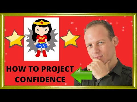 How to project confidence and get trust as a salesperson