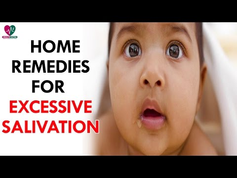 Home remedies for excessive salivation - Health Sutra