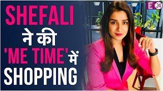 Shefali Bagga के साथ  U Me Aur TV  | Shefali ने की 'Me Time' में shopping