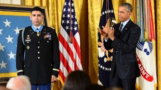Medal of Honor Ceremony: Capt. Florent Groberg