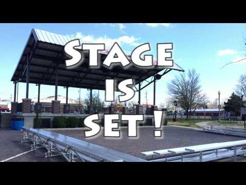 NWA HOLI 4/5/14 - Rogers Down town!!!!