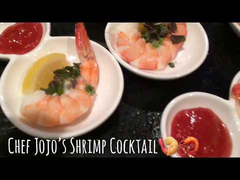 How to make Shrimp Cocktail 🍤🦐 👩🏾🍳