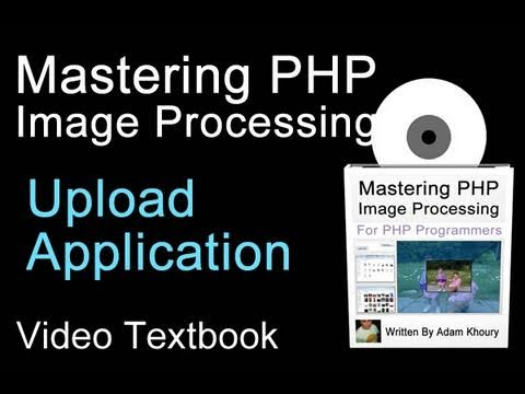 Build a PHP File Upload Application Enable Working With Images On the Fly