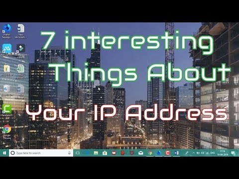 7 interesting Things About Your IP Address