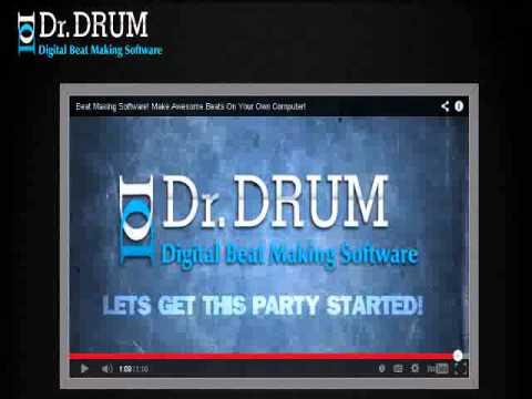 Dr Drum Software Free Download For Mac | Design Your Own Beats| Dr Drum Software Free Download For