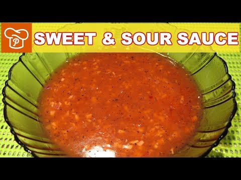 How to Make Sweet & Sour Sauce - Panlasang Pinoy Easy Recipes