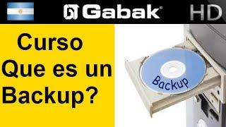 ¿Que es un backup? Full, Diferencial, Incremental, Rsync (tipos o formas de backup)