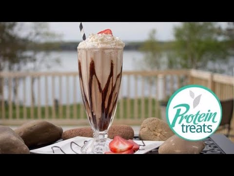 Chocolate Mudslide - Protein Treats By Nutracelle