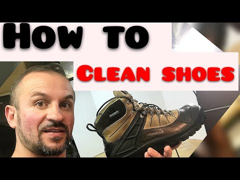 How to clean shoes / repairing  shoes
