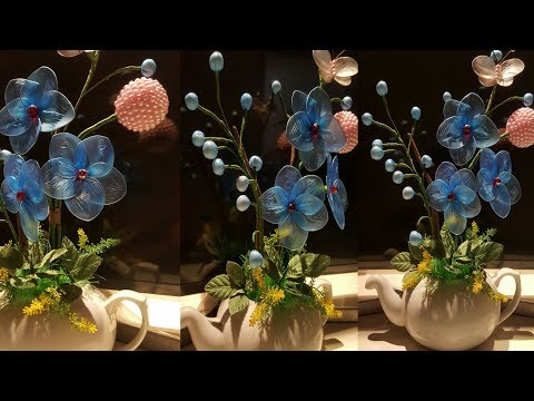 Cara Membuat Bunga Menarik dengan Plastik Kresek (ide terbaru 2018 ... 878b5d5d9a