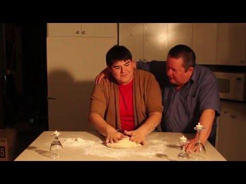 Native Humor Home made pizza dough skit