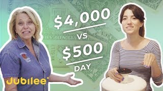 Earning $4,000 vs $500 in a Day: Farmer & Food Blogger