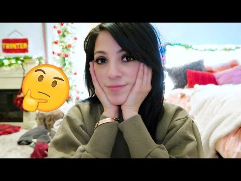 Answering Questions I've Never Answered **spilling tea** Vlogmas Day 21! Niki DeMar
