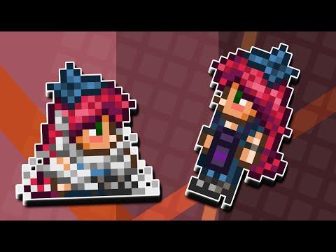 How To Get Rainbow Hair! | Terraria 1.2.4 iOS/Android
