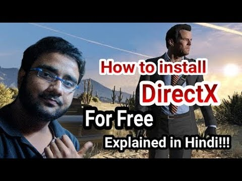 What is DirectX in Gaming?? Can improve gaming experience?? Explained In Hindi!!!!!