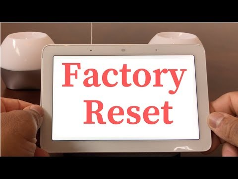 How To Reset Your Google Home Hub