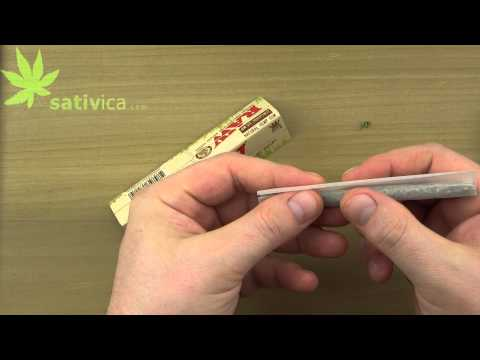 How to Roll a Long Joint