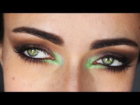 Smokey Eye With A Pop Of Color | Makeup Tutorial | MakeupAndArtFreak