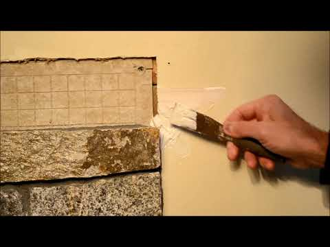 How to Fix Large Drywall Hole