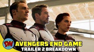 Download Avengers 4 End Game Trailer 2 Breakdown in Hindi | DesiNerd Video