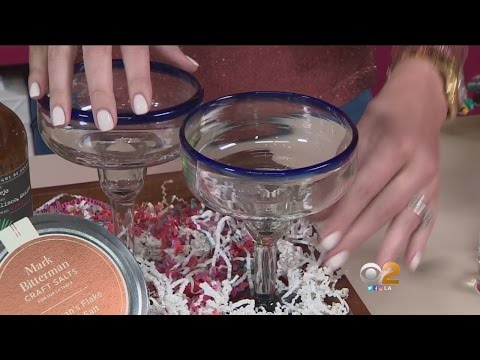 Holiday On A Budget, Day 2: Margarita Gift Mix