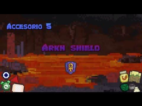 Terraria | Como hacer el ankh shield - Accesorio 5