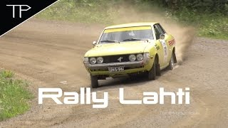 More historic cars - Lahti Historic Rally 2016