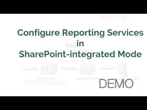 Installing and Configuring SQL Server 2012/2014 Reporting Services in SharePoint-Integrated Mode