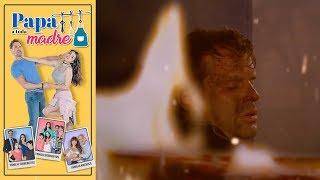 La muerte de Fabián   Final de Papá a toda madre - Televisa