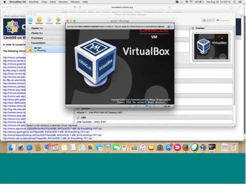 Big Data and Hadoop Session 2 - Create CentOS Virtual Machine For Hadoop Installation