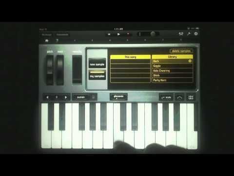 GarageBand iPad Review