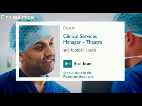 How Theatre Practitioners make a difference at BMI Healthcare