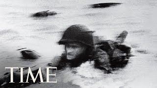 D-Day: Behind Robert Capa